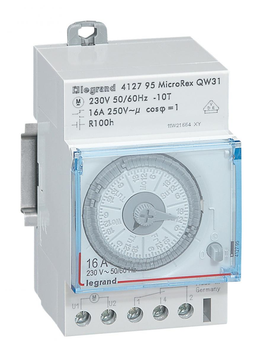 news legrand s new generation programmable time switch te rh legrand co za Motor Timer Switch Le Grand Switch Magnesium