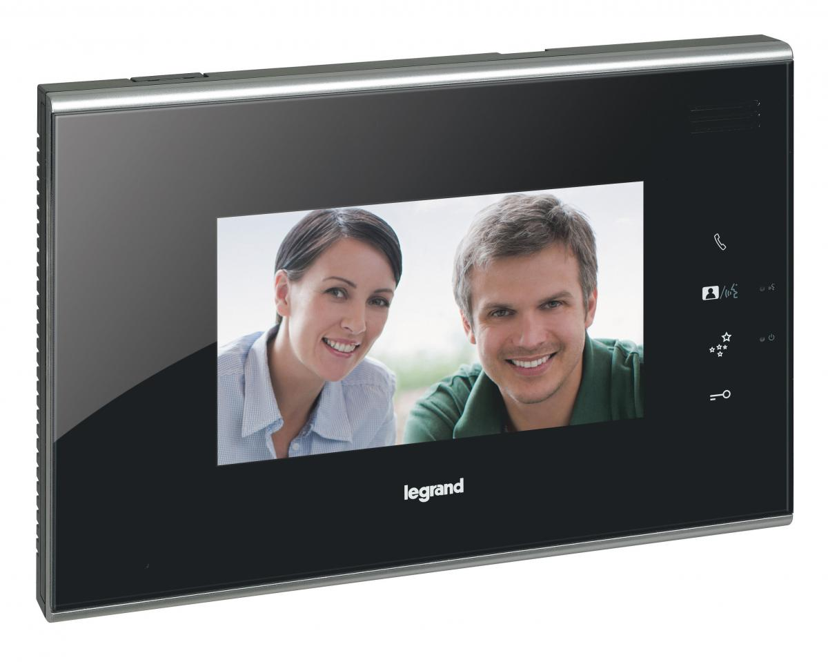 News Legrands New Video Door Entry Systems For Enhanced