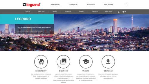 Legrand's digital building