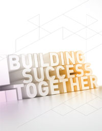 building success together brochure