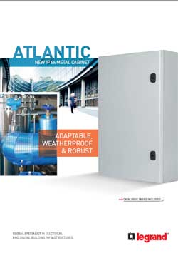 Atlantic New IP 66 Metal Cabinet