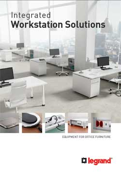 integrated work stations