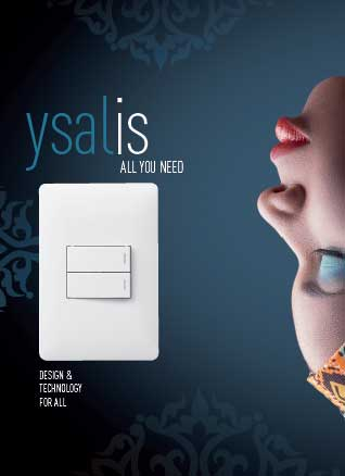 ysalis catalogue