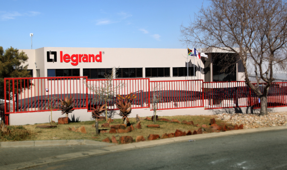 Legrand offices