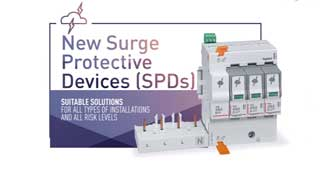 New surge protective devices (SPDs)